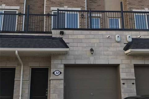 Townhouse for rent at 32 Karl Williams Ln Markham Ontario - MLS: N4552311