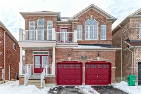 House for sale at 32 Keirstead Tr Brampton Ontario - MLS: W4690326
