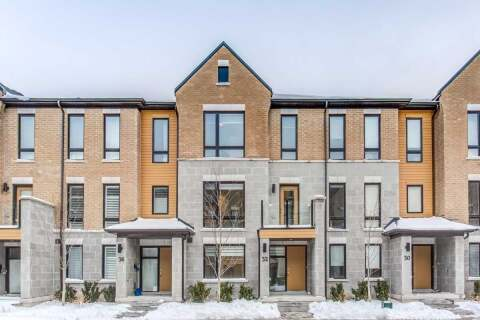 Townhouse for sale at 32 Kenneth Wood Cres Toronto Ontario - MLS: C4780693
