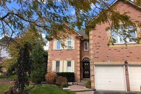 House for sale at 32 Kennett Dr Whitby Ontario - MLS: E4653593