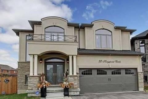 House for sale at 32 Kingspoint Circ Hamilton Ontario - MLS: X4693646