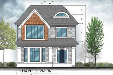 Home for sale at 32 Kirkland Blvd Toronto Ontario - MLS: C4460323