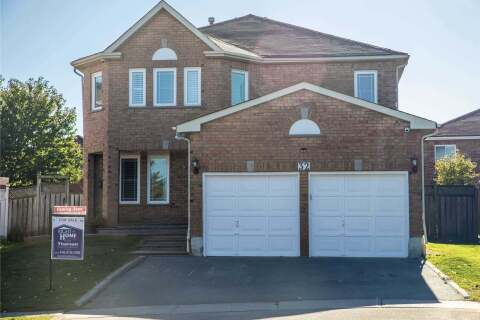 House for sale at 32 Lamay Cres Toronto Ontario - MLS: E4952443