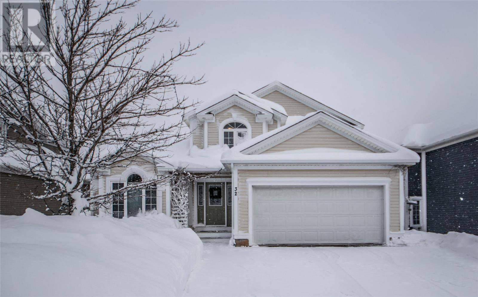 House for sale at 32 Larner St St. John's Newfoundland - MLS: 1211456