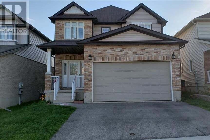 House for rent at 32 Lemon Grass St Kitchener Ontario - MLS: 30808407