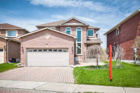 House for sale at 32 Leno Mills Ave Richmond Hill Ontario - MLS: N4445099