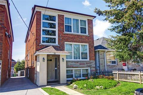 Townhouse for sale at 32 Little Blvd Toronto Ontario - MLS: W4457203