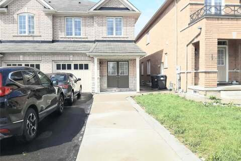 Townhouse for sale at 32 Long Branch Tr Brampton Ontario - MLS: W4778462