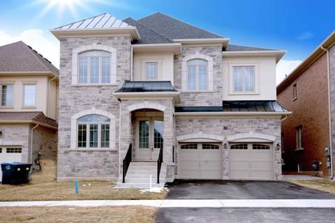 House for sale at 32 Longevity Rd Brampton Ontario - MLS: W4405750