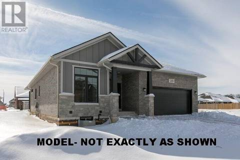 House for sale at 0 Summer St Unit 32 Belle River Ontario - MLS: 19015473