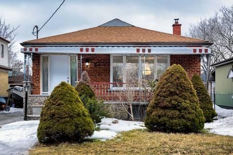 House for sale at 32 Lynvalley Cres Toronto Ontario - MLS: E4384882