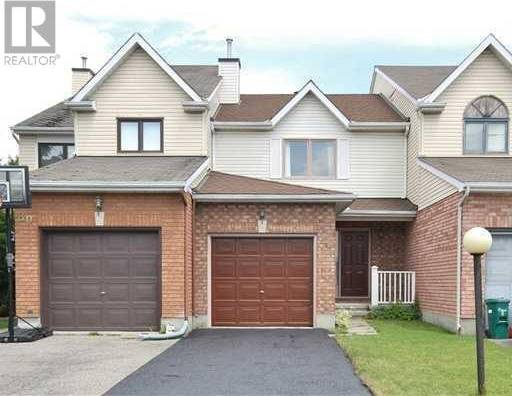 Townhouse for sale at 32 Markland Cres Nepean Ontario - MLS: 1183376