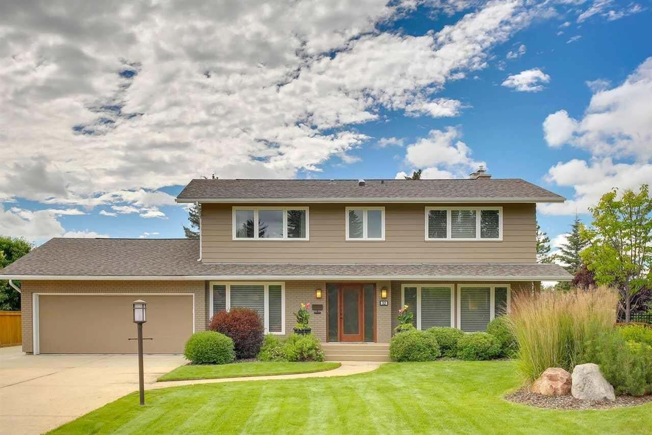House for sale at 32 Marlboro Rd NW Edmonton Alberta - MLS: E4207896