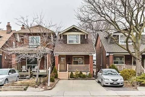 House for sale at 32 Mortimer Ave Toronto Ontario - MLS: E4460092