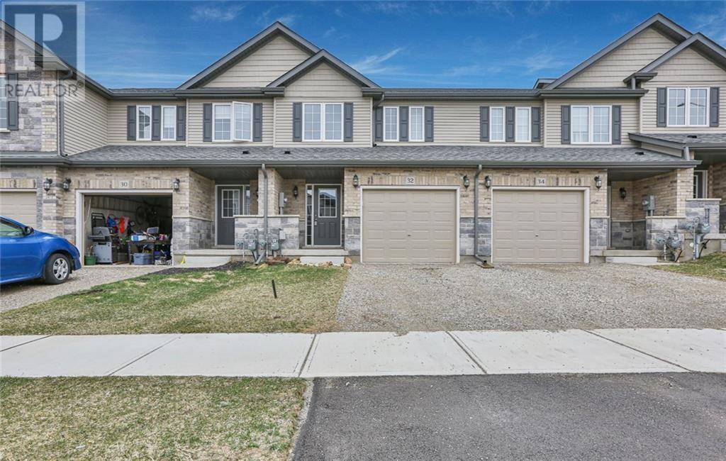 Townhouse for sale at 32 Newstead Rd Paris Ontario - MLS: 30800856