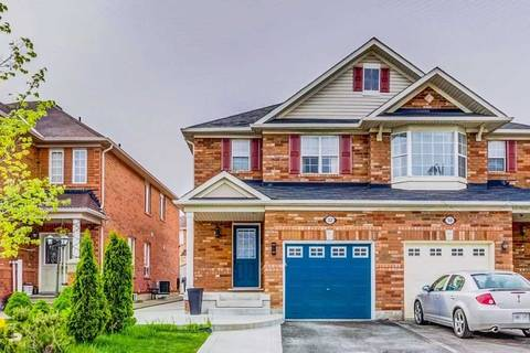 Townhouse for sale at 32 Parisian Rd Brampton Ontario - MLS: W4465873