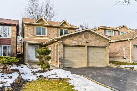 Residential property for sale at 32 Parkinson Rd Markham Ontario - MLS: N5088556