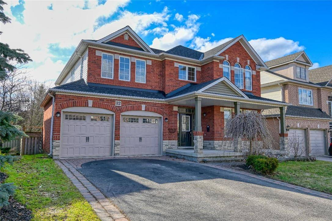House for sale at 32 Portsmouth Cres Ancaster Ontario - MLS: H4074157