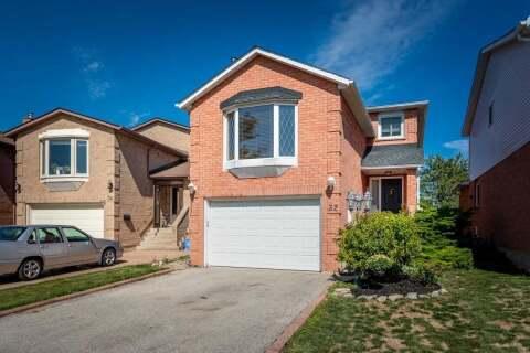 House for sale at 32 Puritan Ct Hamilton Ontario - MLS: X4925449