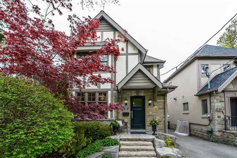House for sale at 32 Queen Anne Rd Toronto Ontario - MLS: W4488009
