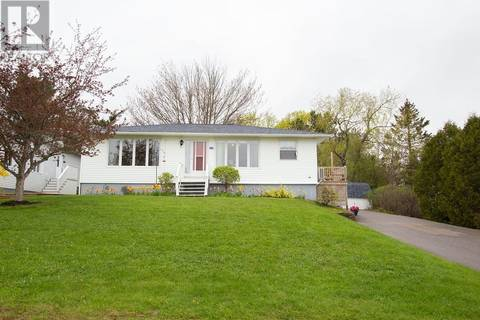 House for sale at 32 Raworth Hts  Sackville New Brunswick - MLS: M123467