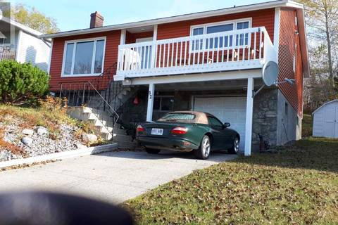 House for sale at 32 Raymond Ht Corner Brook Newfoundland - MLS: 1197281