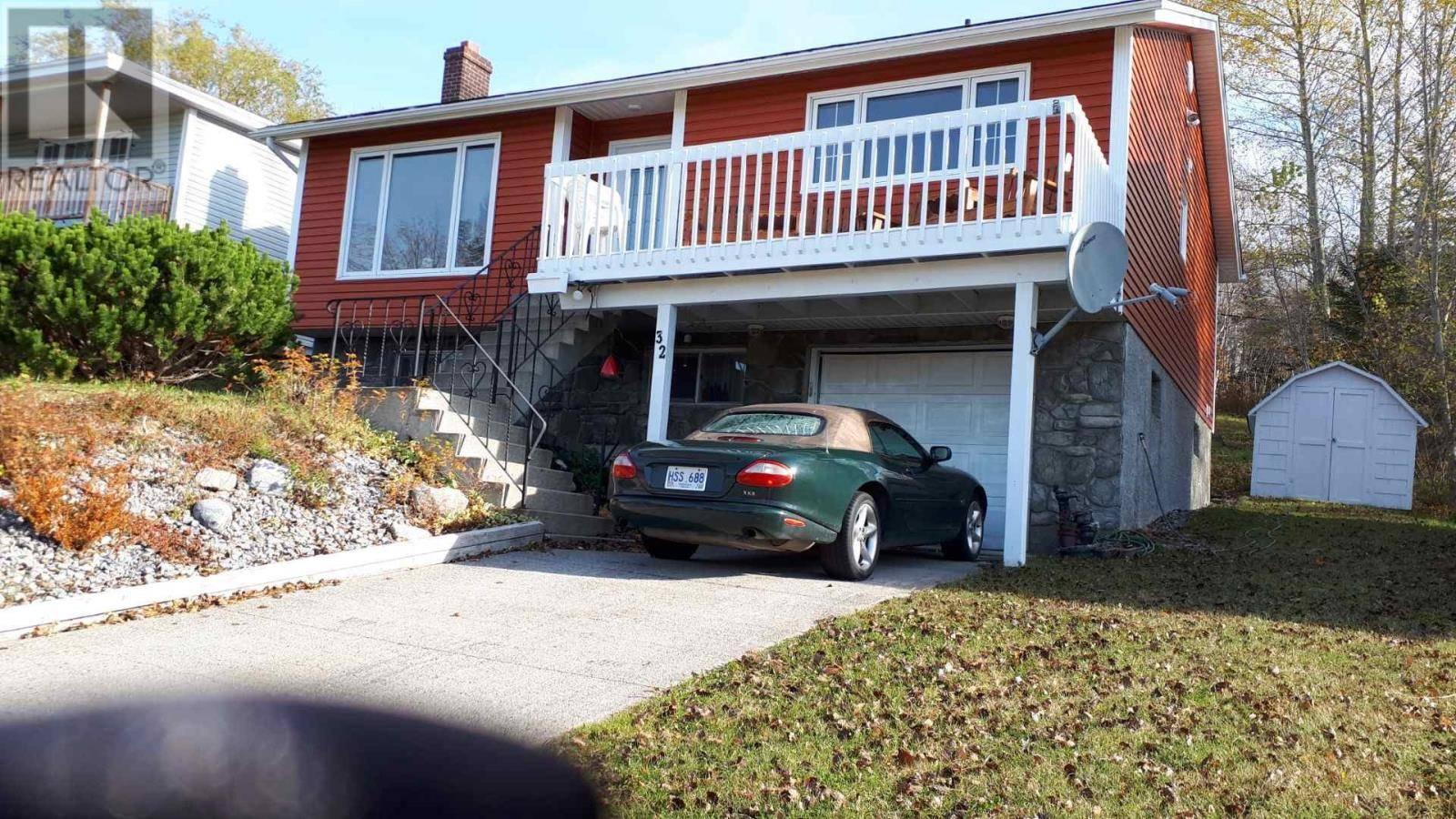 House for sale at 32 Raymond Ht Corner Brook Newfoundland - MLS: 1197281