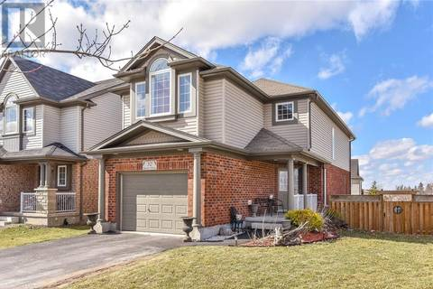 House for sale at 32 Renner Dr Cambridge Ontario - MLS: 30726528