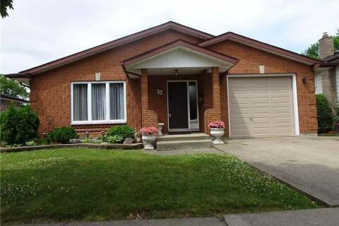 House for sale at 32 Roehampton Dr St. Catharines Ontario - MLS: 30817861