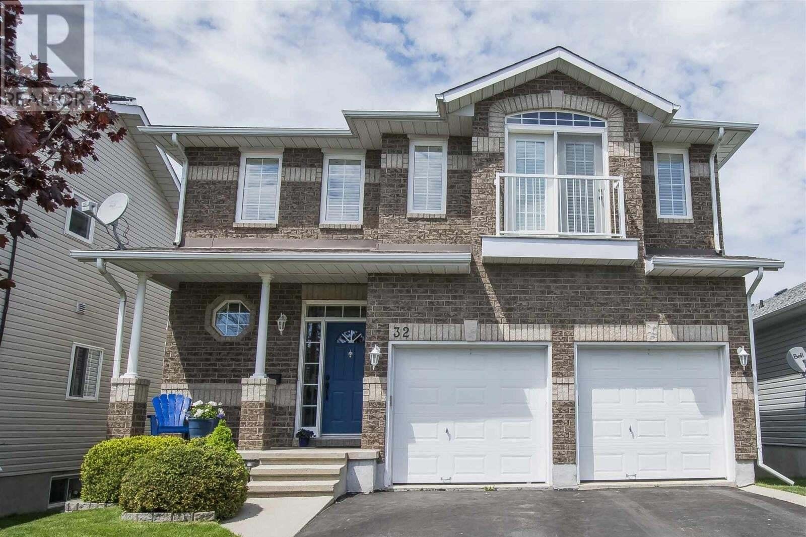House for sale at 32 Schooner Dr Kingston Ontario - MLS: K20002709