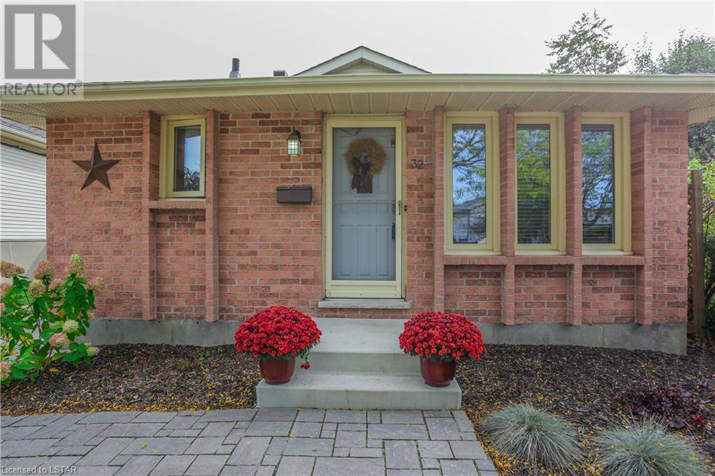 House for sale at 32 Speight Cres London Ontario - MLS: 227171