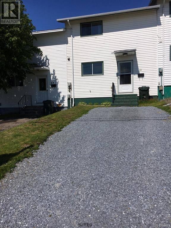 House for sale at 32 St. Anne St Saint John New Brunswick - MLS: NB016841