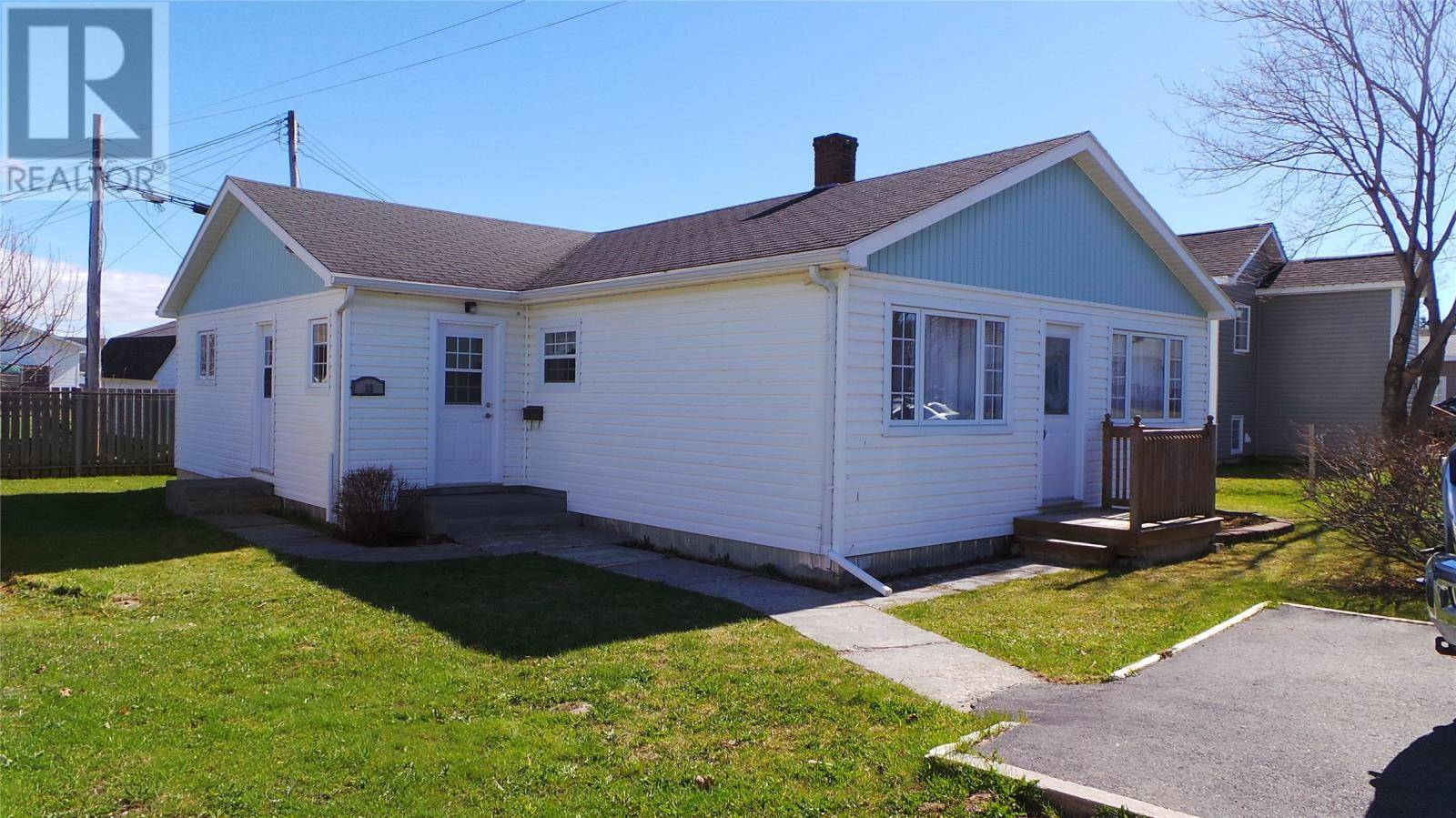 House for sale at 32 St Clare Ave Stephenville Newfoundland - MLS: 1196725