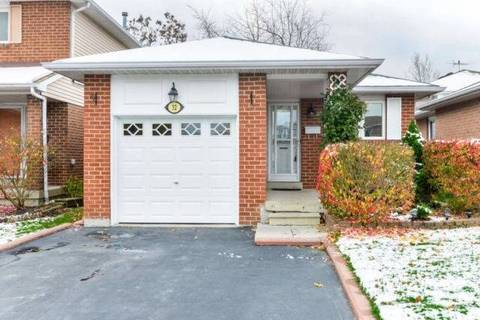 House for sale at 32 Summertime Ct Brampton Ontario - MLS: W4631113