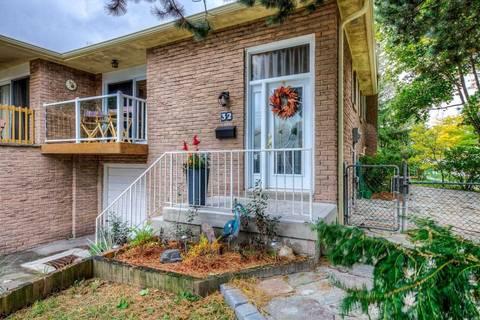 Townhouse for sale at 32 Talbot St Brampton Ontario - MLS: W4611082