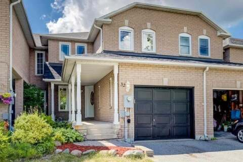 Townhouse for sale at 32 Tawn Cres Ajax Ontario - MLS: E4808333