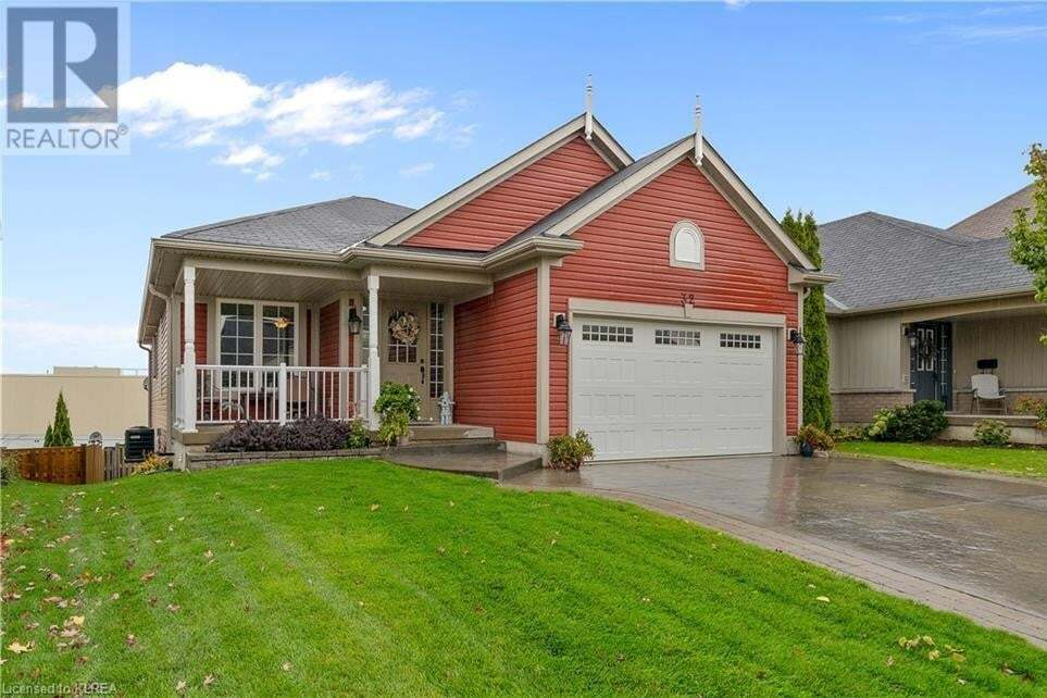 House for sale at 32 Thrushwood Tr Lindsay Ontario - MLS: 40035104