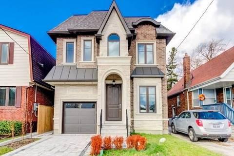 House for sale at 32 Tiago Ave Toronto Ontario - MLS: E4370535