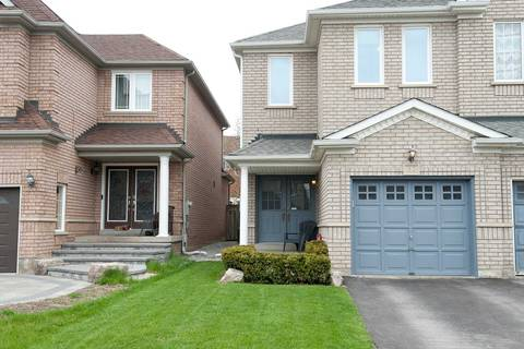 Townhouse for sale at 32 Tuscana Blvd Vaughan Ontario - MLS: N4456257