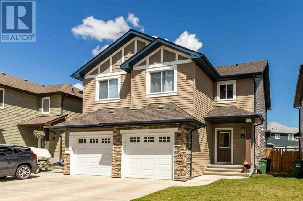 Townhouse for sale at 32 Van Slyke Wy Red Deer Alberta - MLS: ca0194174