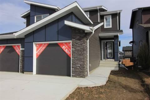 Townhouse for sale at 32 Vanderbilt Common Spruce Grove Alberta - MLS: E4151553