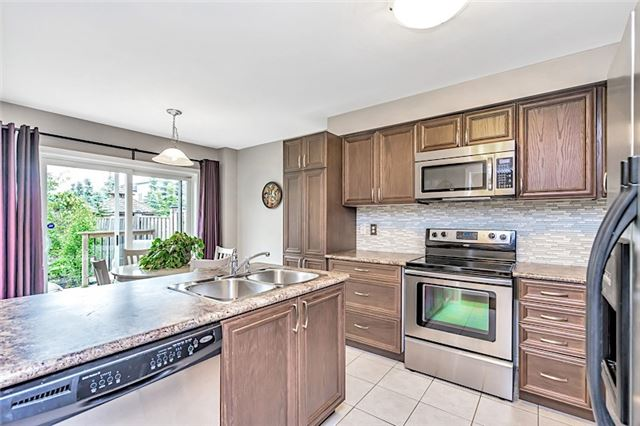 For Sale: 32 Westray Crescent, Ajax, ON | 3 Bed, 3 Bath Townhouse for $564,900. See 20 photos!