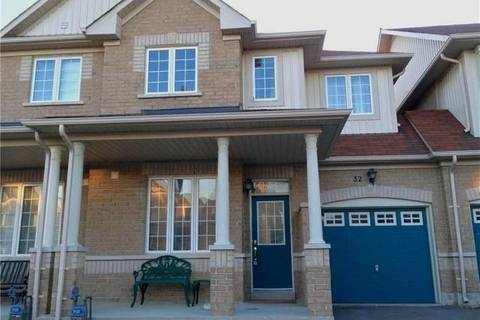 Townhouse for rent at 32 Wheelwright Dr Richmond Hill Ontario - MLS: N4604721