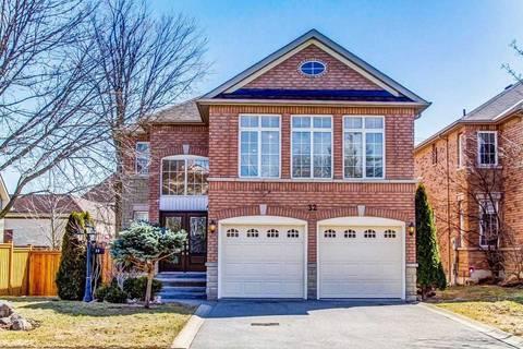 House for sale at 32 Woodcreek Dr Brampton Ontario - MLS: W4729533