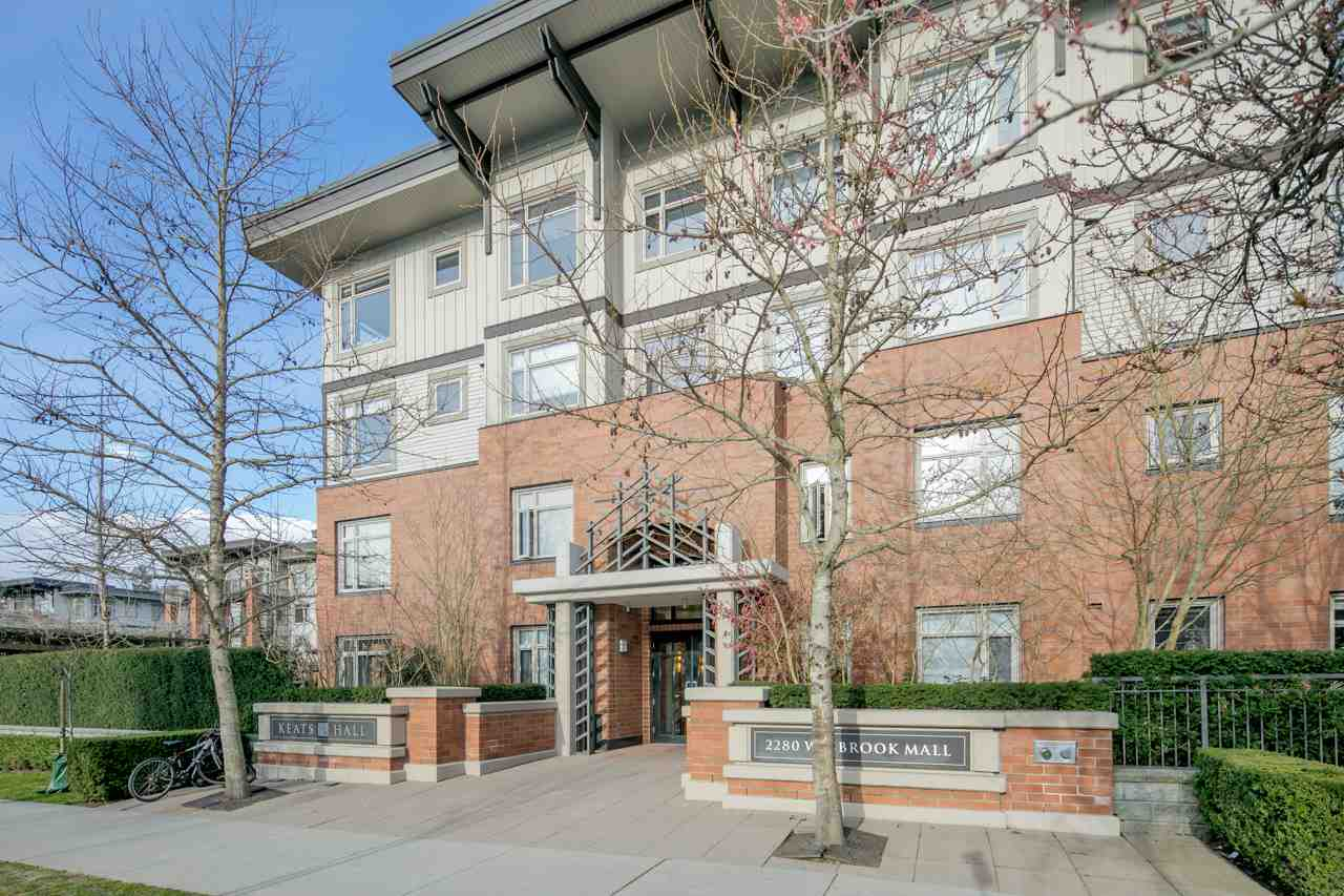 For Sale: 320 - 2280 Wesbrook Mall, Vancouver, BC | 2 Bed, 2 Bath Condo for $878,000. See 20 photos!