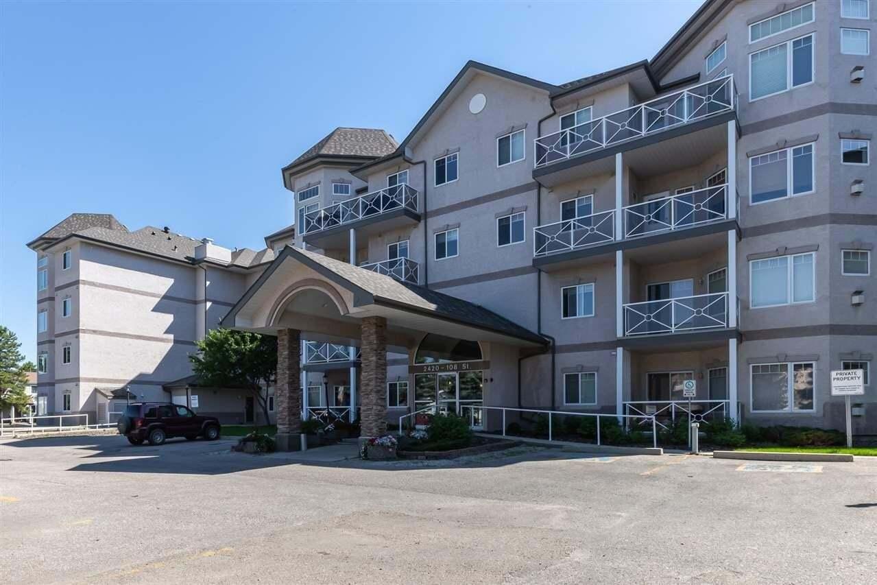 Condo for sale at 2420 108 St NW Unit 320 Edmonton Alberta - MLS: E4212607