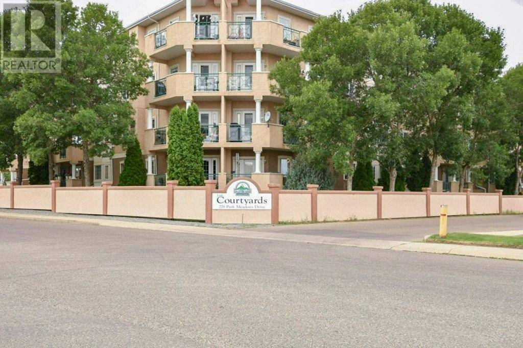 Condo for sale at 278 Park Meadows Dr Se Unit 320 Medicine Hat Alberta - MLS: mh0189293