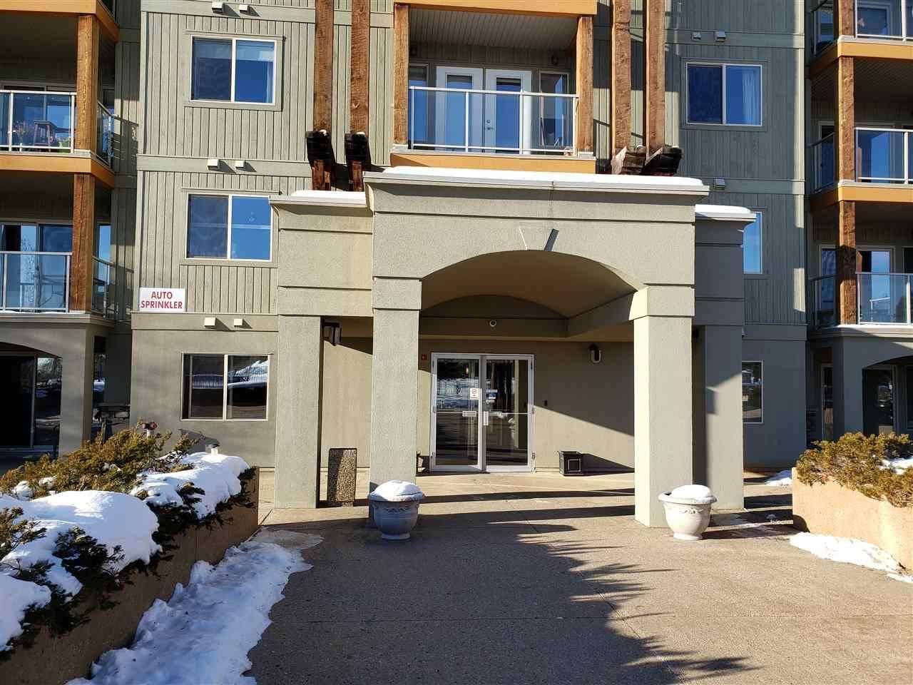 Condo for sale at 278 Suder Greens Dr Nw Unit 320 Edmonton Alberta - MLS: E4186224