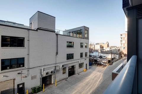 Apartment for rent at 30 Baseball Pl Unit 320 Toronto Ontario - MLS: E4730949