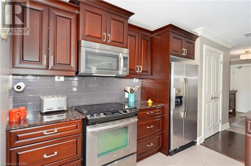 Condo for sale at 312 Sugarcreek Tr Unit 320 London Ontario - MLS: 219935